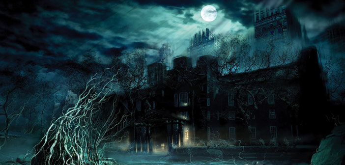 """Ο G. del Toro Ετοιμάζει Το """"Haunted Mansion"""""""