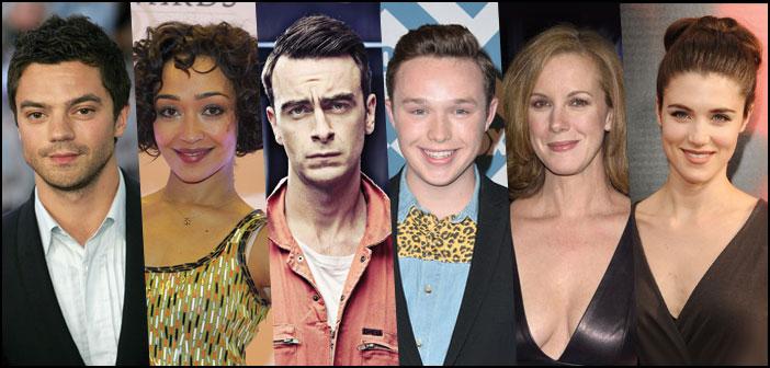 Το cast της τηλεοπτικής σειράς Preacher