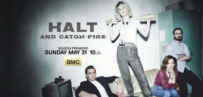 """Νέο Trailer Απο Την 2η Σαιζόν Του """"Halt and Catch Fire"""""""