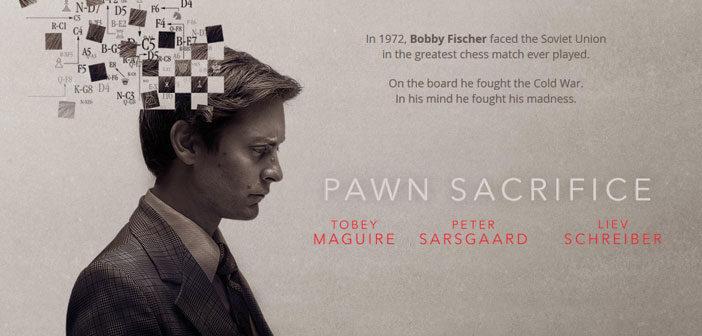 """Πρώτο Trailer Απο Το """"Pawn Sacrifice"""""""