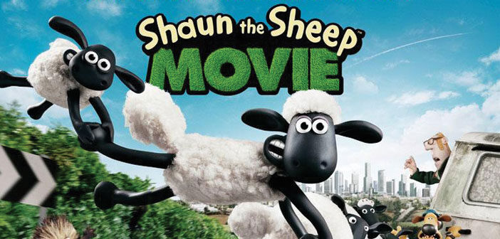 "Trailer Του ""Shaun the Sheep"""