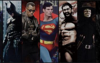 Οι 20 Καλύτερες Ταινίες Comic Ολων Των Εποχών