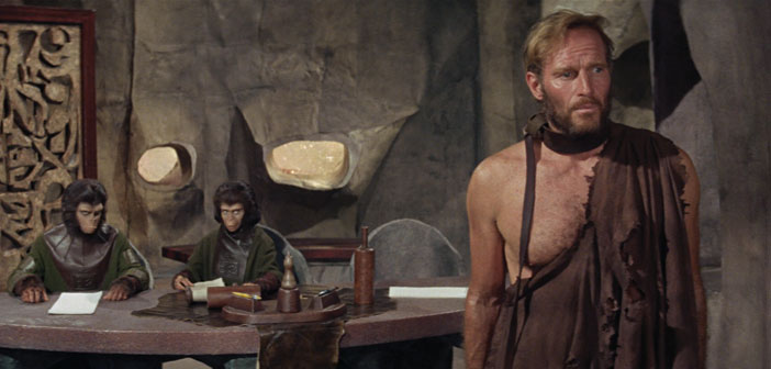 planet of the apes 1968 - Μεταποκαλυπτικά Φίλμ