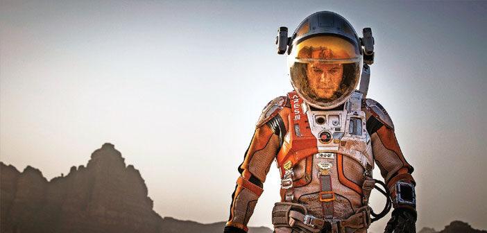 """Πρώτες Εικόνες Απο Το """"The Martian"""" Του Ridley Scott"""