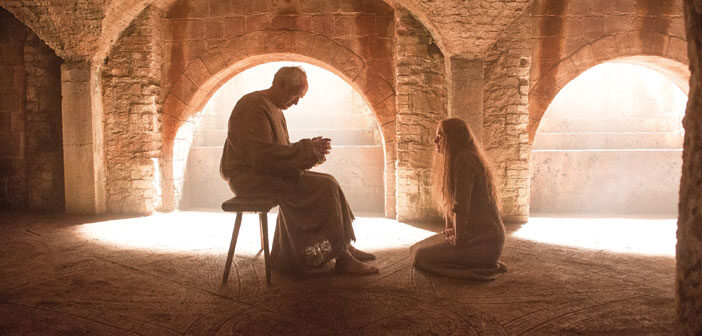 "Teaser Απο Το Φινάλε Της 5ης Σαιζόν Του ""Game of Thrones"""