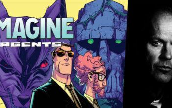 """Ο Michael Keaton Πρωταγωνιστής Στο """"Imagine Agents"""""""