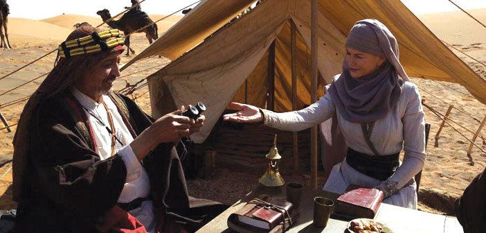"""Πρώτο Trailer Απο Το """"Queen Of The Desert"""""""