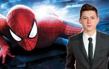 Ο Tom Holland Είναι Ο Νέος Spider-Man