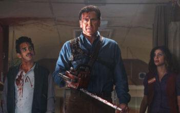 """Πρώτο Trailer Απο Το """"Ash vs Evil Dead"""""""