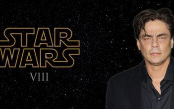 """Ο Benicio Del Toro Στο """"Star Wars: Episode VIII""""?"""