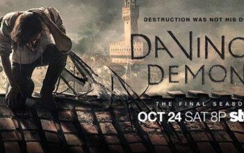"""Πρώτο Trailer Απο Την 3η Σαιζόν Του """"Da Vinci's Demons"""""""