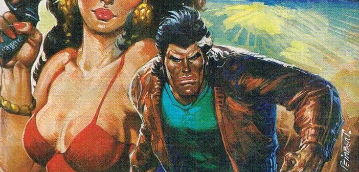 """Το Comic """"El Pantera"""" Μεταφέρεται Στην Τηλεόραση"""
