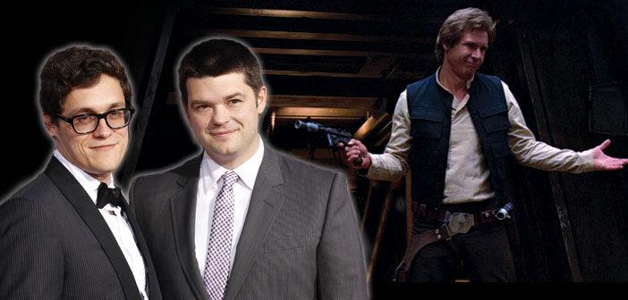 Οι P. Lord & C. Miller Σκηνοθέτες Στην Ταινία Han Solo