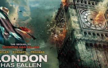 """Πρώτο Trailer Απο Το """"London Has Fallen"""""""