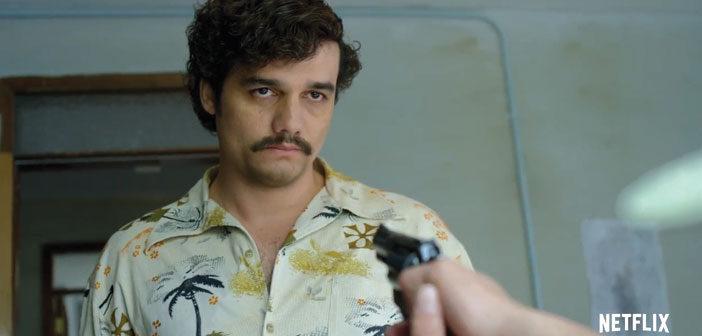 """Πρώτο Trailer Απο Το """"Narcos"""" Του Netflix"""