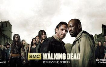 """Πρώτο Trailer Απο Την 6η Σαιζόν Του """"The Walking Dead"""""""