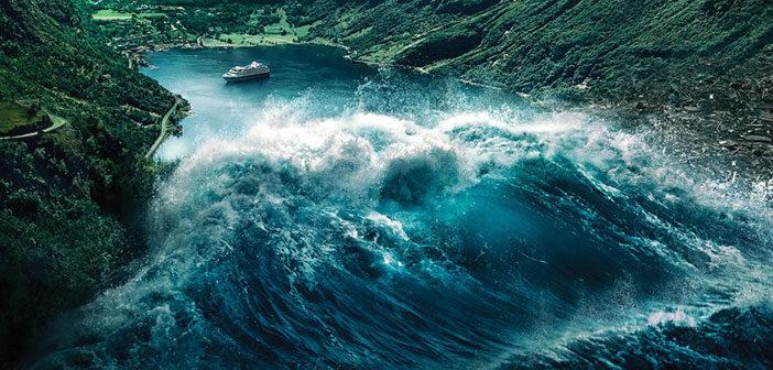 """Νέο Trailer Απο Το """"Bølgen"""" (The Wave)"""