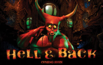 "Trailer Απο Το Animated ""Hell and Back"""