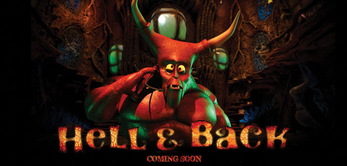 """Trailer Απο Το Animated """"Hell and Back"""""""