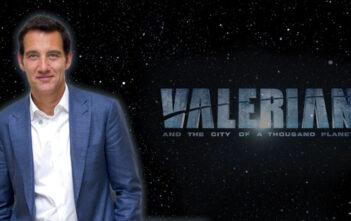 """Ο Clive Owen Στο """"Valerian"""" Του Luc Besson"""