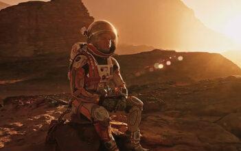 """Νέα Trailers Απο Το """"The Martian"""""""