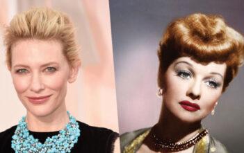 Η Cate Blanchett Θα Υποδυθεί Την Lucille Ball