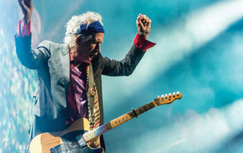 """Trailer Του Ντοκυμαντέρ """"Keith Richards: Under The Influence"""""""
