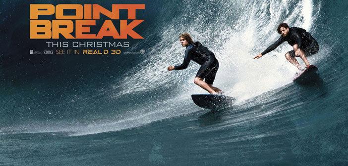 """Νέο Trailer Απο Το Remake Του """"Point Break"""""""