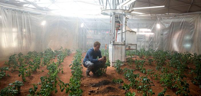 """Κριτική της ταινίας """"The Martian"""""""