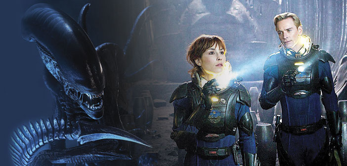 «Alien» & «Prometheus» To 2017?