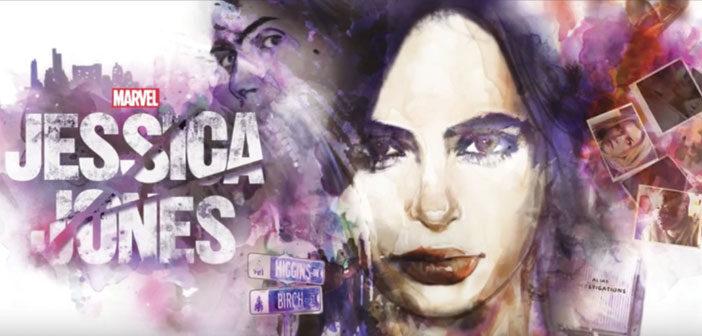 """Πρώτο Μεγάλο Trailer Απο Το """"Jessica Jones"""""""