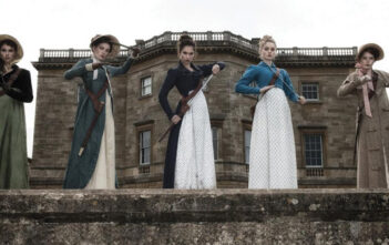 "Πρώτο Trailer Απο Το ""Pride and Prejudice and Zombies"""