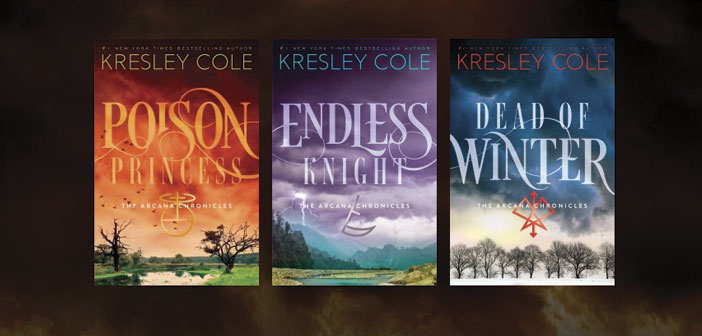 The-Arcana-Chronicles--Kresley-Cole