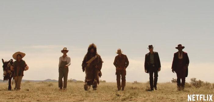 """Πρώτο Trailer Απο Το """"The Ridiculous 6"""""""