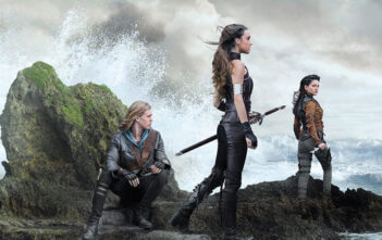 "Comic Con Trailer Του ""The Shannara Chronicles"""