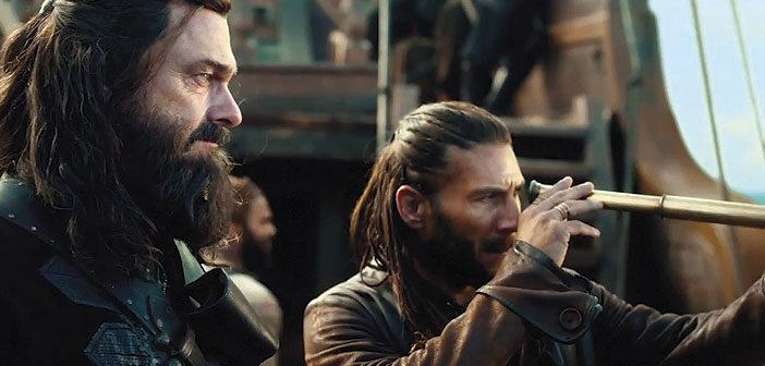 """Πρώτο Trailer Απο Την 3η Σαιζόν Του """"Black Sails"""""""