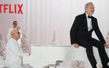 """Νέο Trailer Απο Το """"A Very Murray Christmas"""""""