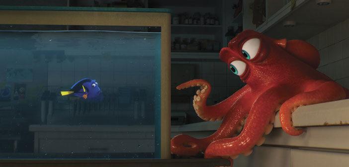 """Πρώτο Trailer Απο Το """"Finding Dory"""""""