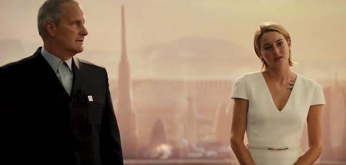 "Trailer Απο Το ""The Divergent Series: Allegiant"""