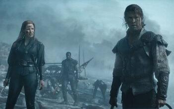 """Πρώτο Trailer Απο Το """"The Huntsman Winter's War"""""""