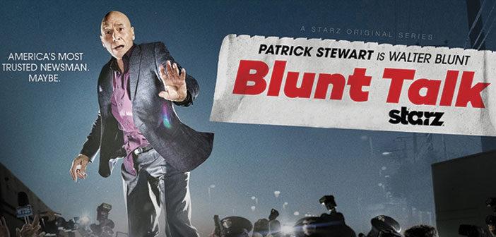 """""""Blunt Talk"""" κριτικη"""