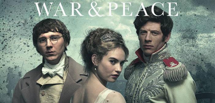 """Πρώτο Trailer Απο Την Μίνι Σειρά """"War And Peace"""""""