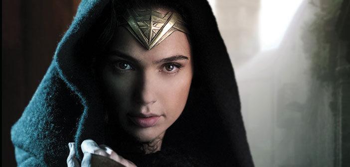 """Πρώτη Ματιά: """"Wonder Woman"""" Της Patty Jenkins"""