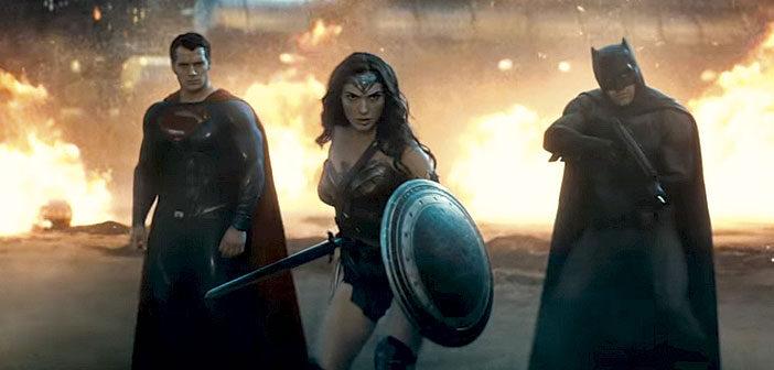 """Νέο Trailer Απο Το """"Batman V. Superman: Dawn Of Justice"""""""