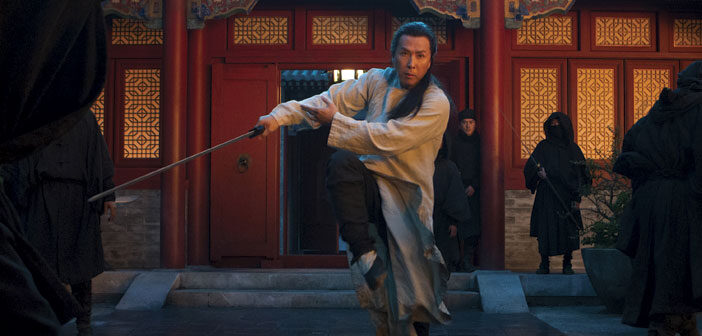 "Πρώτο Trailer Απο Το ""Crouching Tiger, Hidden Dragon: Sword of Destiny"""