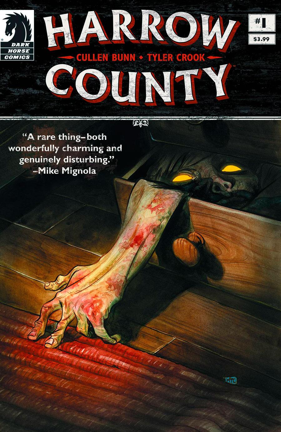 Harrow County comic