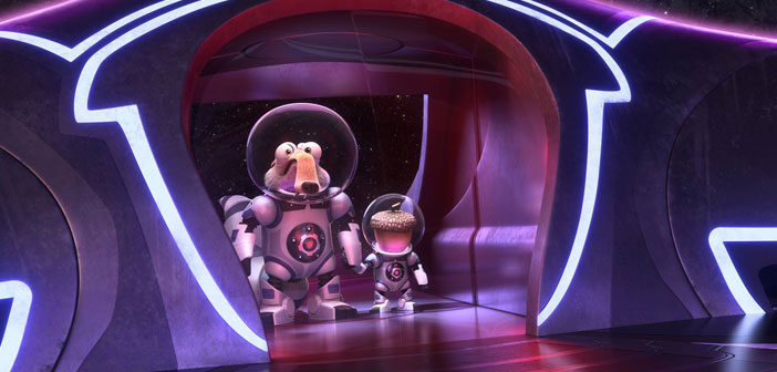 "Πρώτο Trailer Απο Το ""Ice Age: Collision Course"""