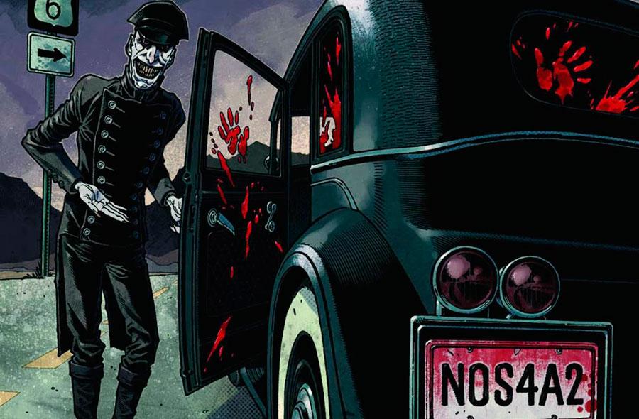 NOS4A2 novel