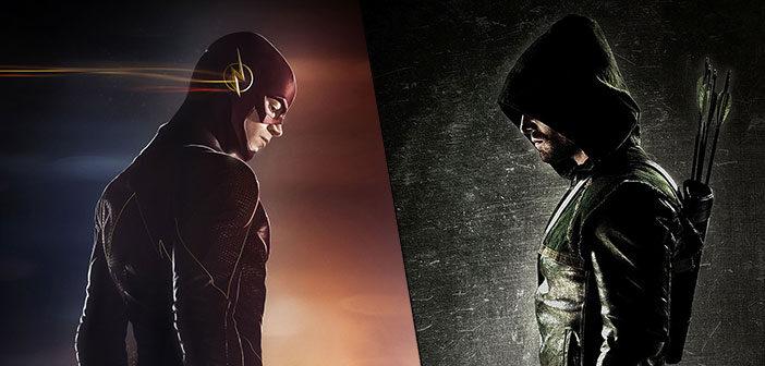 """Trailers Απο Την Συνέχεια Των """"The Flash"""" & """"Arrow"""""""