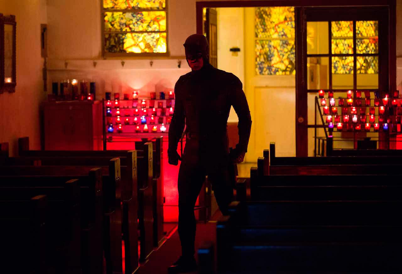 Πρώτες Εικονες απο την δευτερη σαιζόν του Daredevil